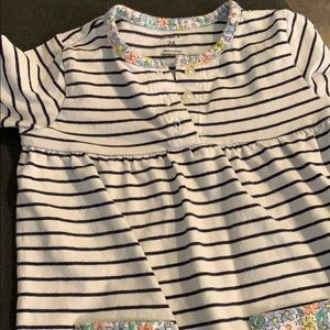 Carter's one piece footless pajamas size 24 months